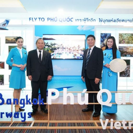 Bangkok Airways launches Phu Quoc service