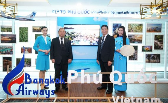 Bangkok Airways launches Phu Quoc service