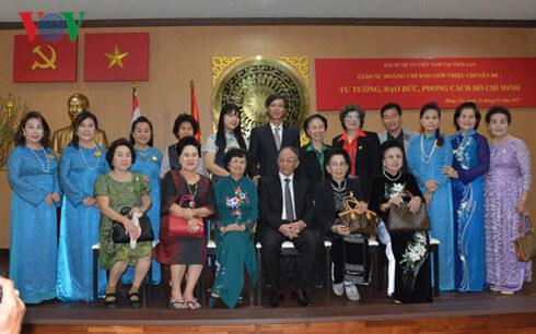 Việt kiều tại Thái Lan