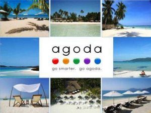 booking on agoda