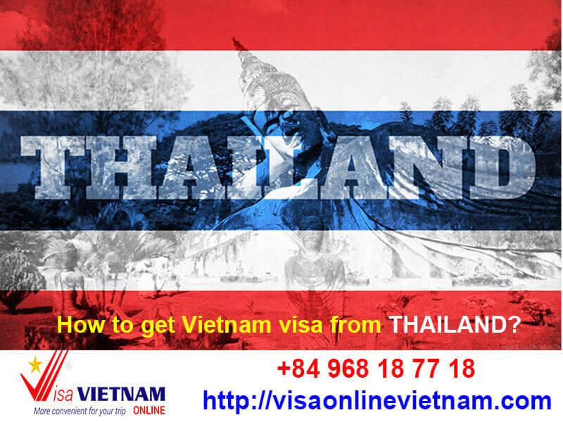 rush vietnam visa in thailand