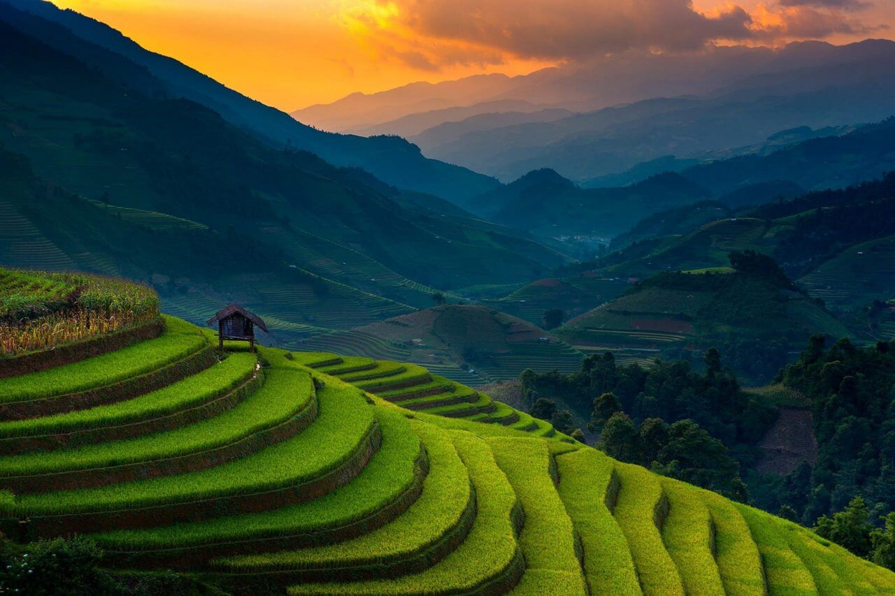 best places to visit Vietnam in February