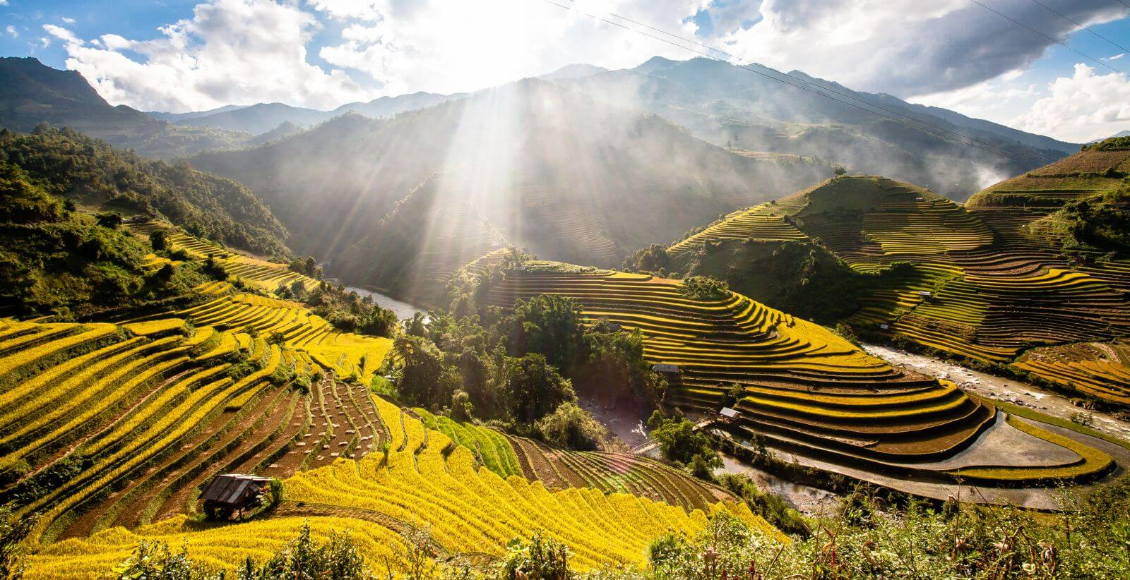 weather- best places to visit Vietnam in February
