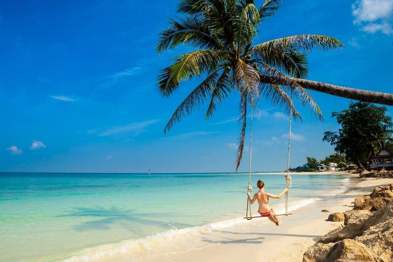 Koh Phangan là thiên đường nghĩ dưỡng tại Thái Lan