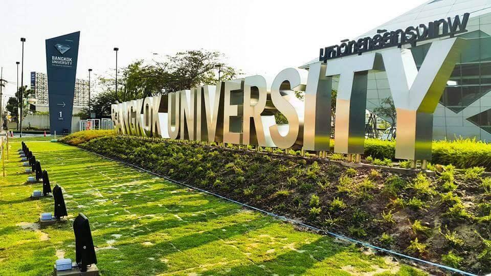 Đại học Bangkok - du học Thái Lan
