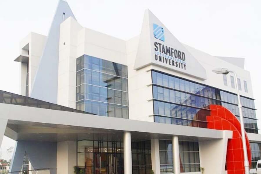 Trường đại học Stamford - du học Thái Lan