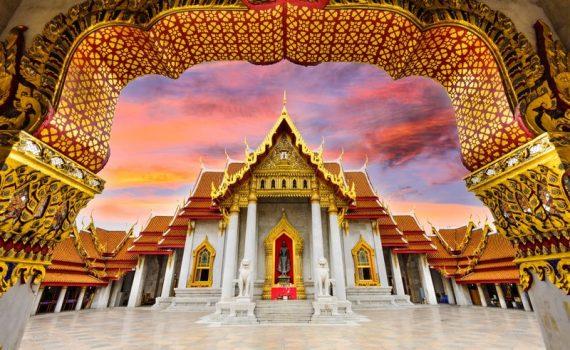 Top 7 điểm đến ấn tượng níu chân du khách tại Thái Lan