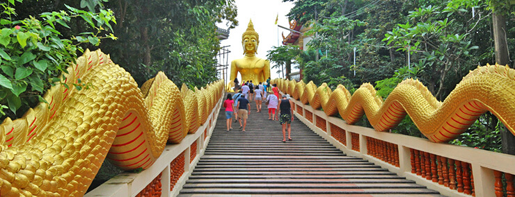 Chùa Thuyền – Wat Yannawa