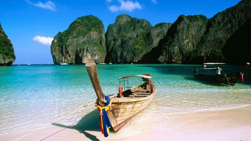 Thiên đường nghỉ dưỡng Coral Island