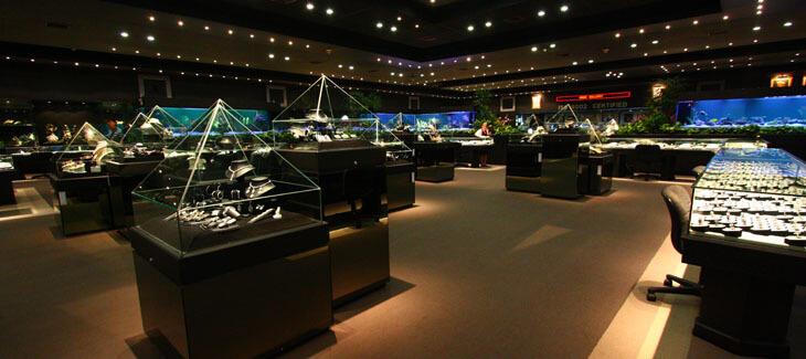 cửa hàng đá quý Gems Galerry