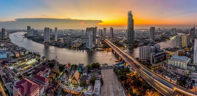 Thủ đô Bangkok - Thái Lan