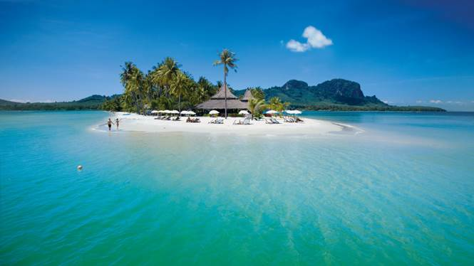 Đảo Ko Muk - Trang