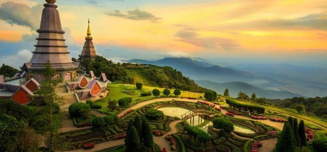 Chia sẻ kinh nghiệm hữu ích về tour du lịch Thái Lan tháng 5/2019 Thời tiết không quá nắng, cuối tháng thường có mưa