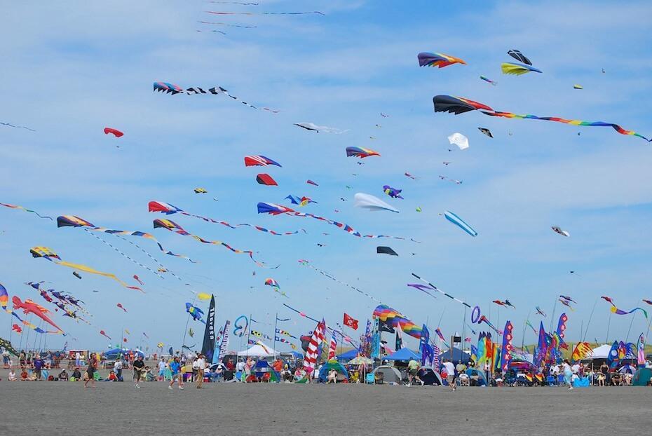 Lễ hội diều quốc tế Kite Festival