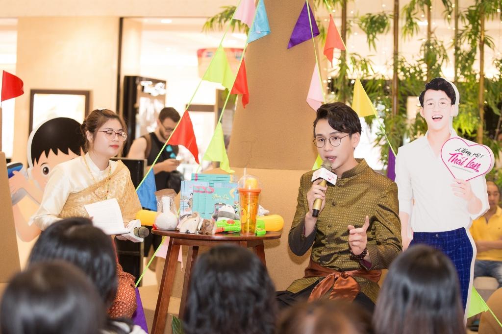 Quang Bảo hào hứng tiết lộ cơ duyên được trở thành đại sứ du lịch Thái Lan tại Việt Nam năm 2019