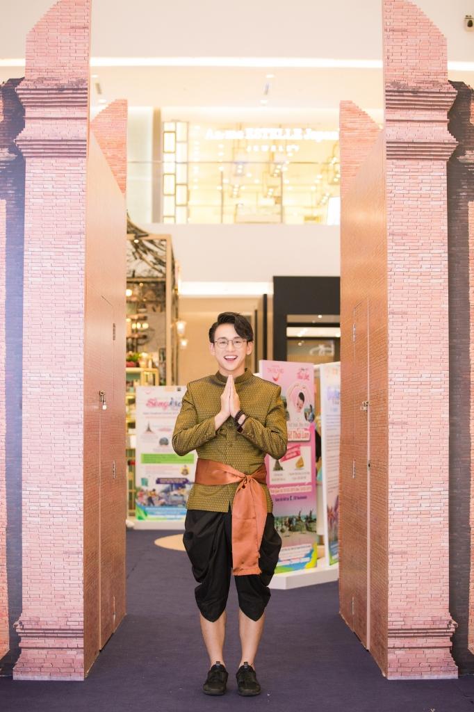 MC Quang Bảo- 'Đại sứ du lịch Thái Lan