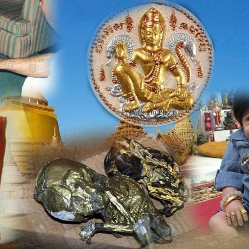 các loại bùa Thái Lan