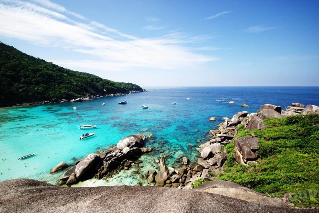 Đặt tour đi Thái Lan