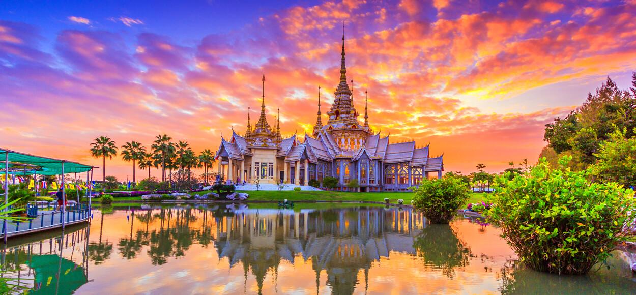 đi Thái Lan mùa nào đẹp nhất