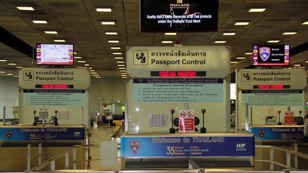 Đáp ứng điều kiện nhập cảnh Thái Lan dễ như trở bàn tay!