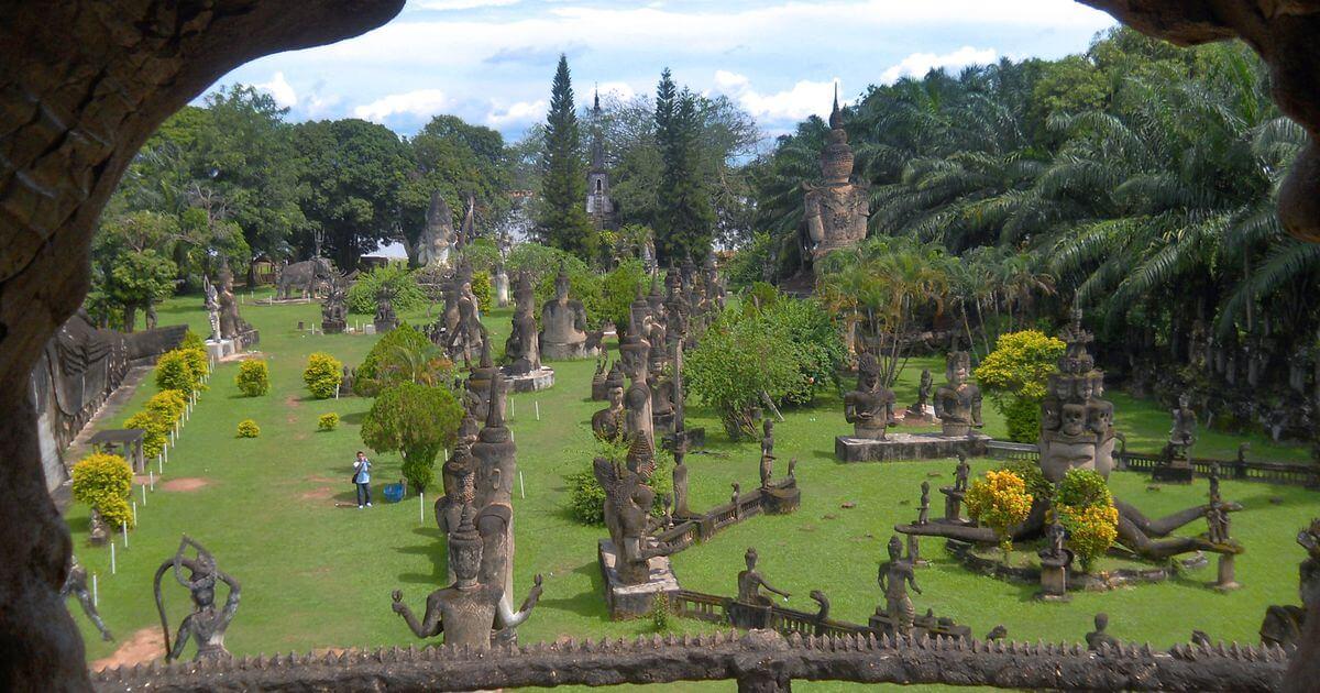 du lịch Lào - Thái Lan bằng đường bộ