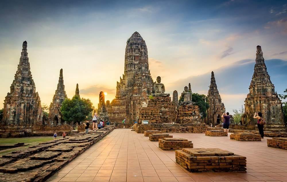 du lịch tâm linh Thái Lan