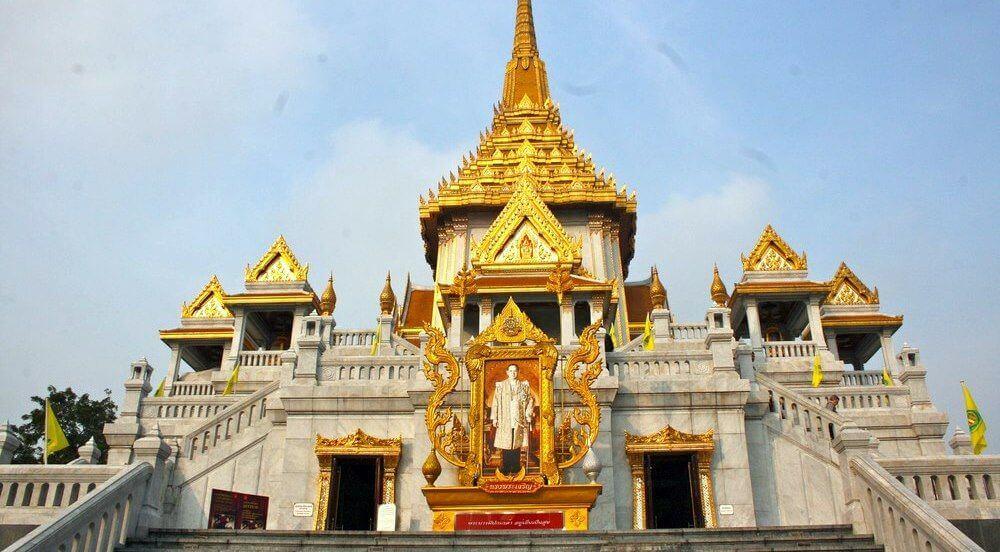 Hành trình 4 quốc gia: Du lịch Thái Lan - Myanmar - Lào - Campuchia