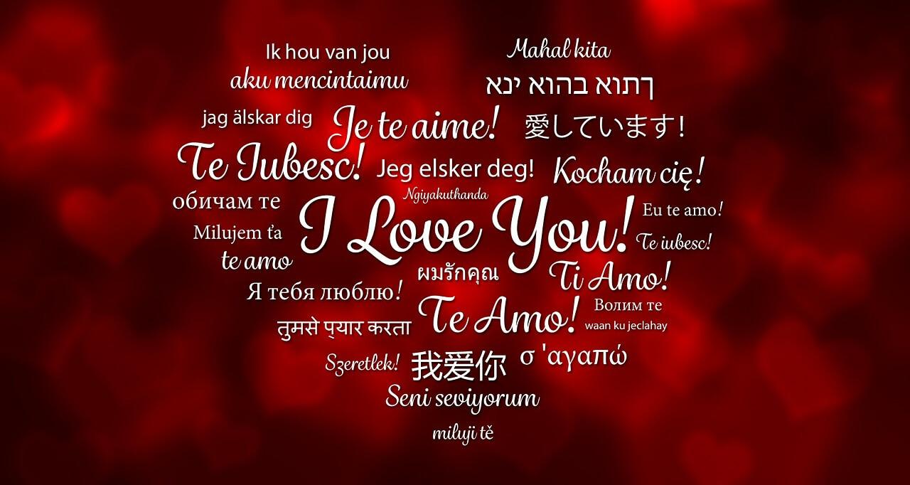 """""""Em yêu Anh"""" tiếng Thá"""
