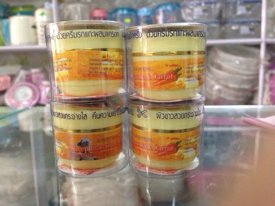 kem trị nám tàn nhang Thái Lan