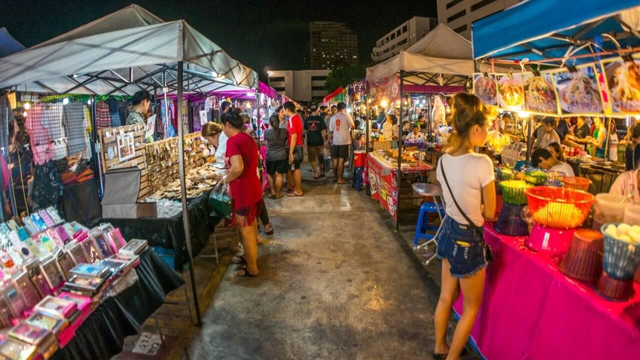 kinh nghiệm đi buôn hàng Thái Lan