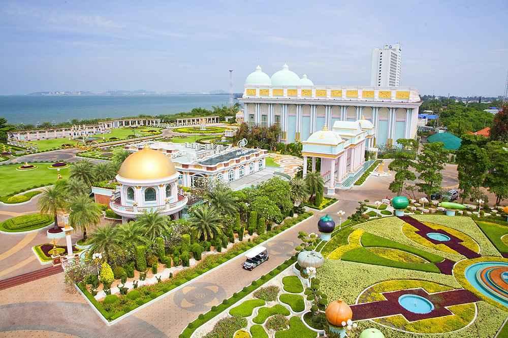 Kinh nghiệm du lịch Pattaya Thái Lan