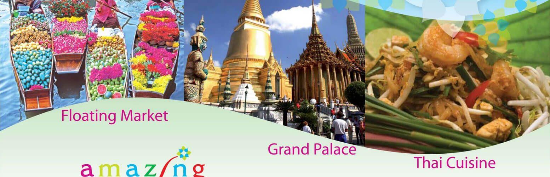 lịch trình đi Thái Lan tự túc