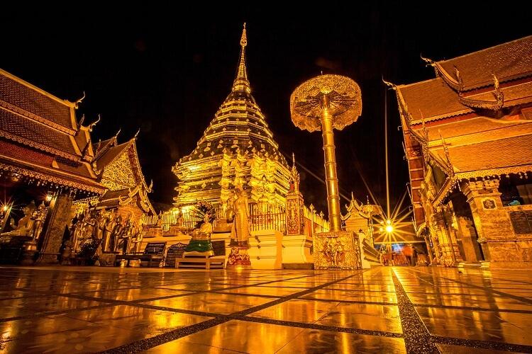 Tour Thái Lan giá rẻ từ TP HCM