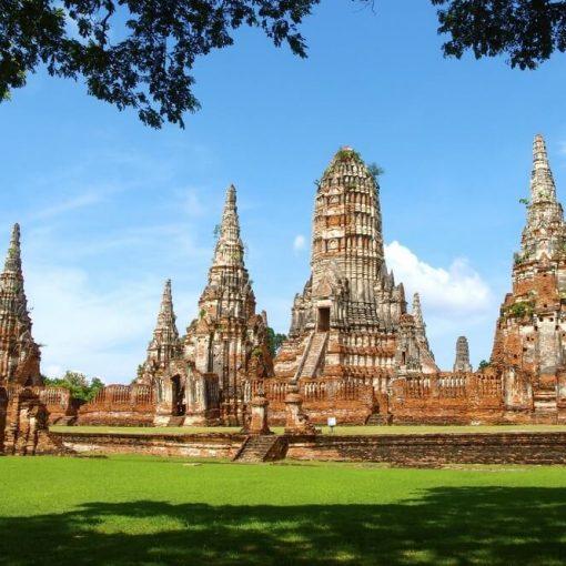 Tour du lịch Thái Lan tháng 12
