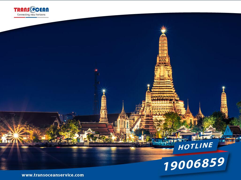 Tour Thái Lan tháng 9