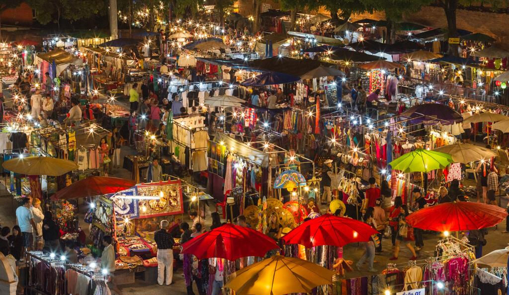 Tour du lịch Thái Lan tháng 10