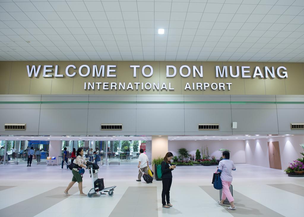 vé máy bay đi Thái Lan Vietnam Airlines