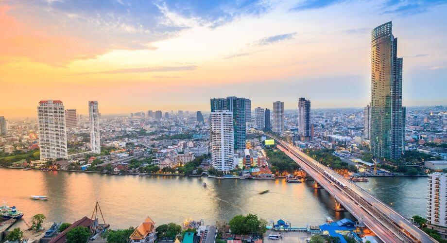 Vé máy bay giá rẻ đi Thái Lan Nok Air