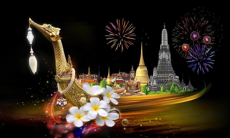 video du lịch Thái Lan
