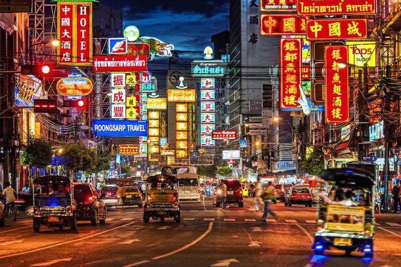 Kết quả hình ảnh cho chinatown bangkok