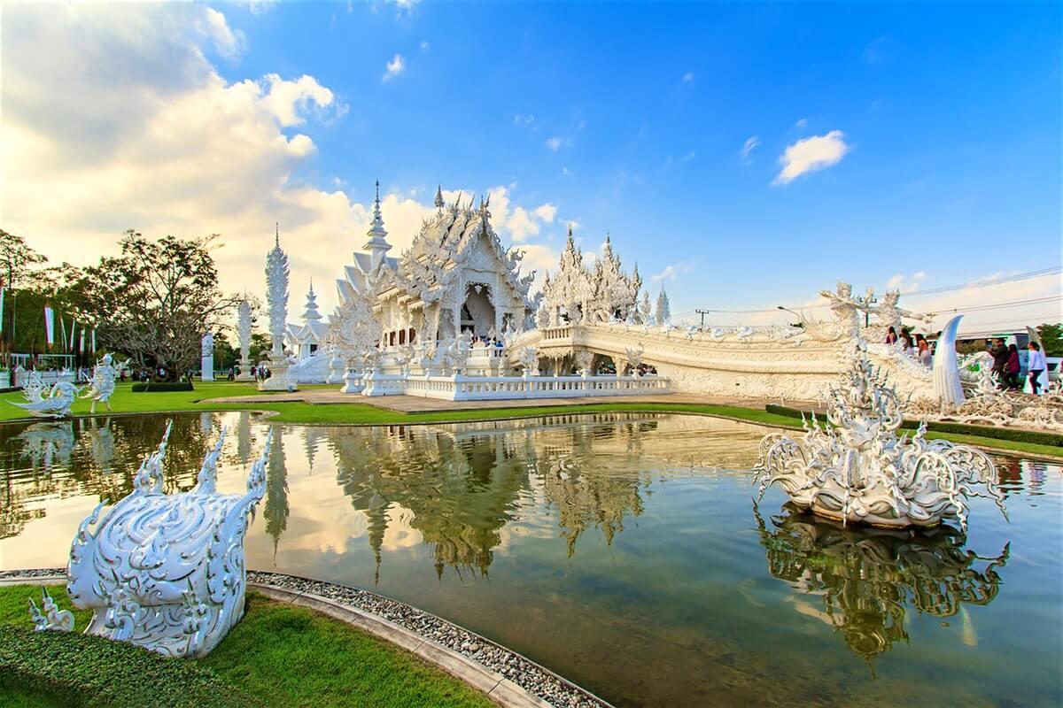 Du lịch Thái Lan tự túc: Những địa điểm nhất định phải check - in