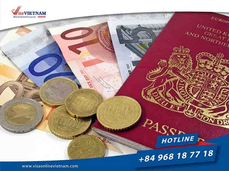 How is Vietnam visa service fees in Malaysia?