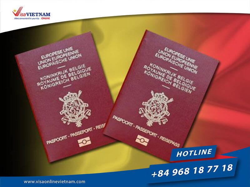 How to get Vietnam visa on arrival in Belgium? - Visa Vietnam en Belgique