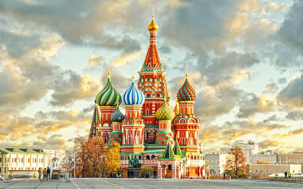 Chia sẻ kinh nghiệm du lịch Nga