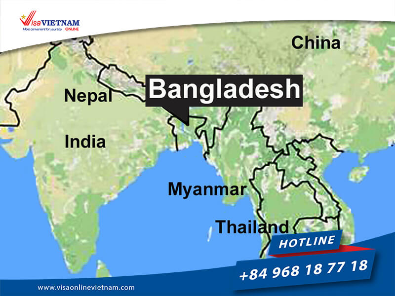 How to get Vietnam visa on Arrival in Bangladesh?