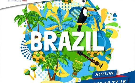 How to get Vietnam visa on arrival in Brazil? - Visto para o Vietnã no Brasil