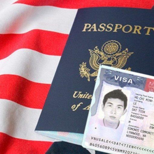 dịch vụ visa Mỹ trọn gói