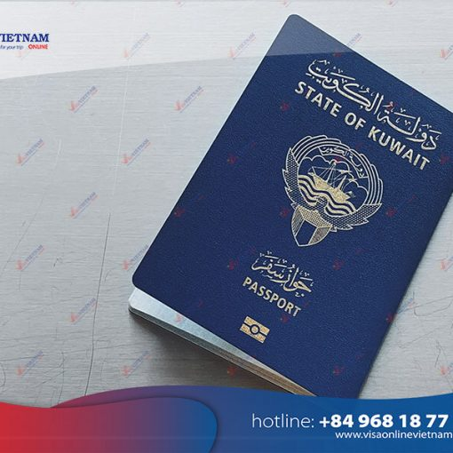 How to get Vietnam visa on Arrival in Kuwait?