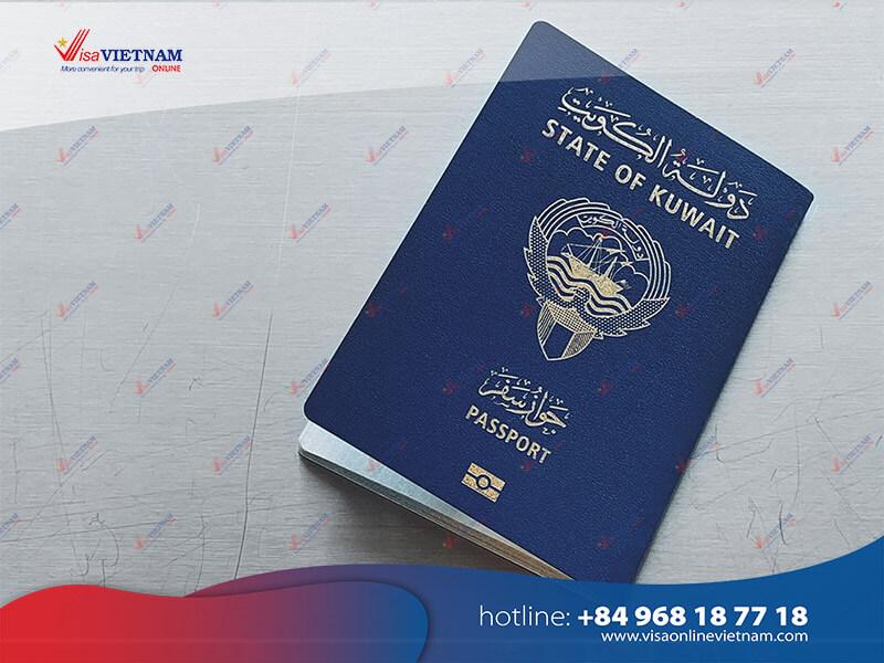How to get Vietnam visa on Arrival in Kuwait?