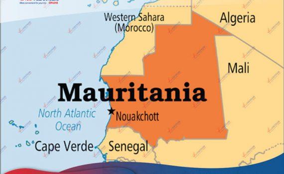 Way to get Vietnam visa on arrival in Mauritania